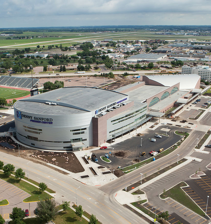 Sioux Falls Convention Center & Arena